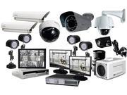 Установка систем видеонаблюдения,  домофонов,  систем контроля доступа.