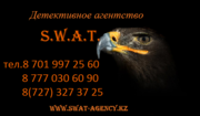 Частный детектив. Детективное агентство S.W.A.T.